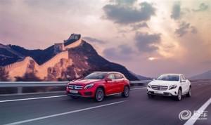 奔驰2015在华销量猛增33%至37.35万辆