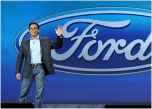 福特汽车利润创新高 公司股票却跌跌不休