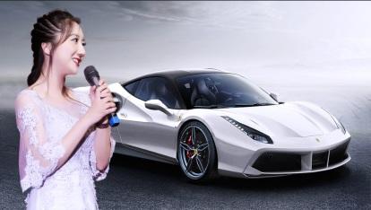 我想要坐在跑车里 想要一辆法拉利!