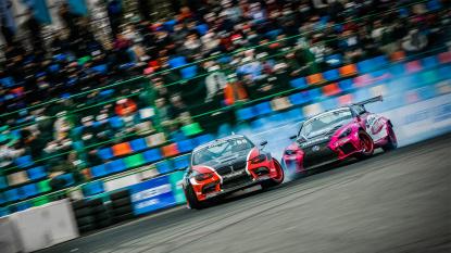 2018 D1 GRAND PRIX飘移大奖赛