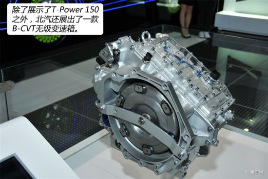 浅析北汽1.5t发动机 将搭载绅宝d60 高清图片