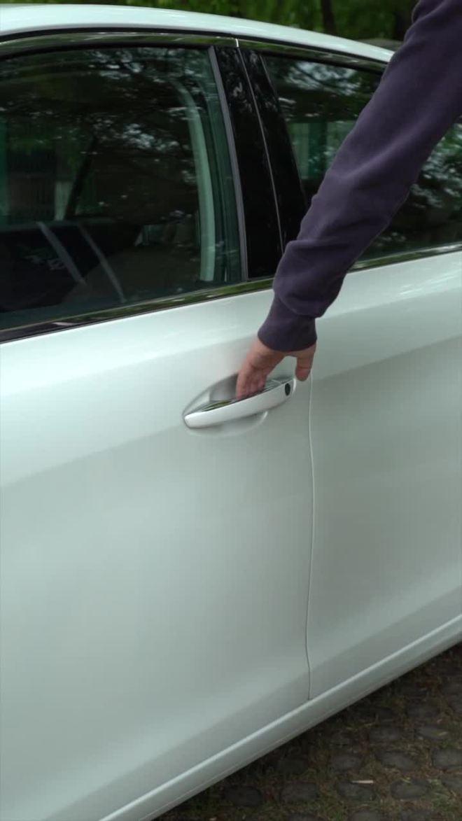 车辆解锁方式