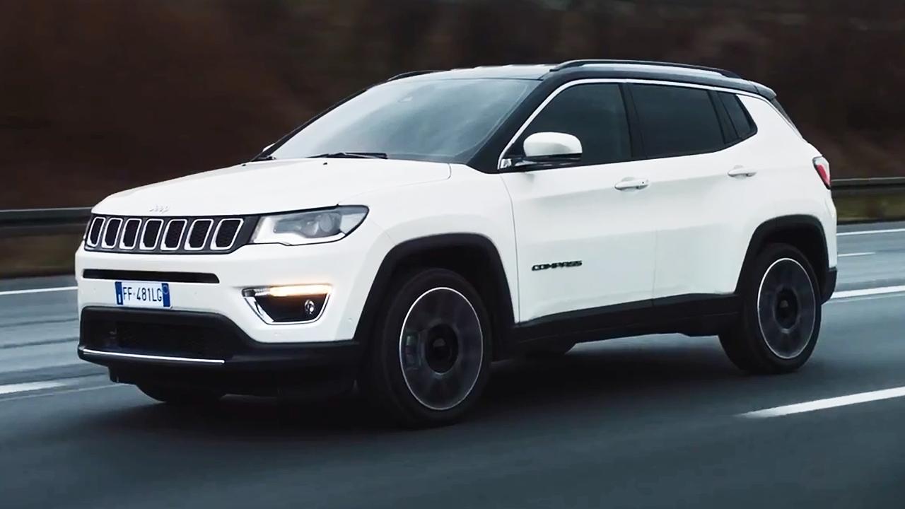 全新Jeep指南者 主被动安全科技丰富