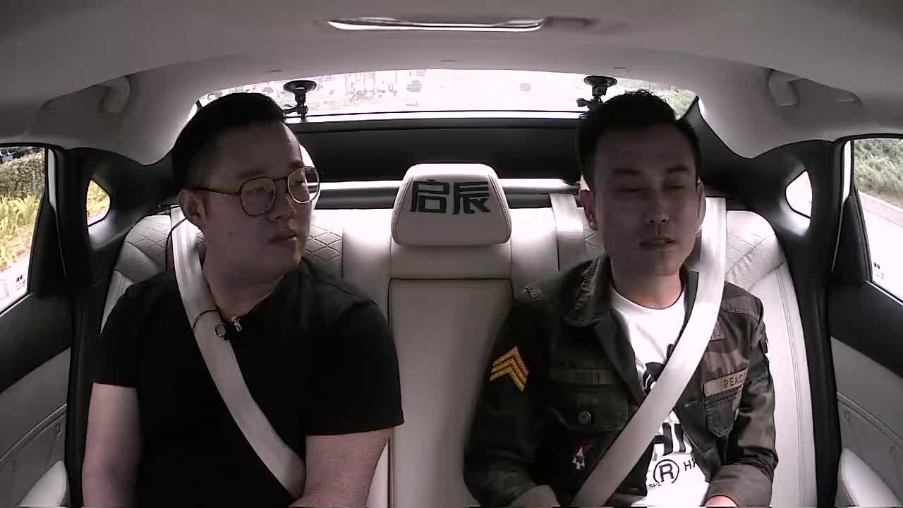 东风启辰D60十万公里品质挑战-二哥