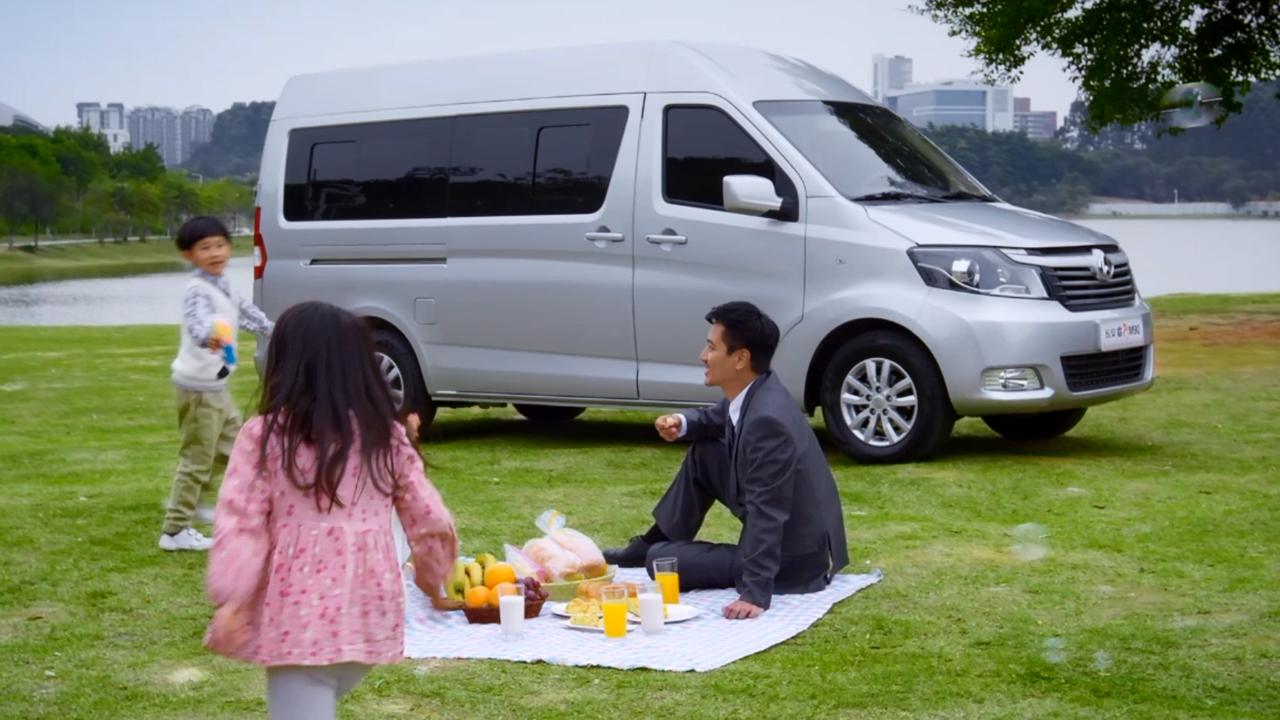 长安轻型车睿行M90产品视频介绍