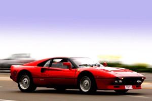 法拉利GTO