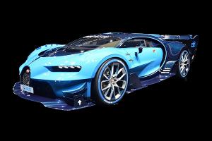 布加迪Vision GT